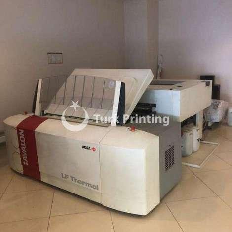 Satılık ikinci el 2005 model Agfa Avalon LF THERMAL CTP Makinesi 23000 USD EXW (Ex-Works) TürkPrinting'de! CTP Sistemleri kategorisinde.