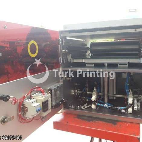 Used Hualian FLEXO PRINTING MACHINE year of 2017 for sale, price 5000 USD, at TurkPrinting in Flexo and Label Printing Machines