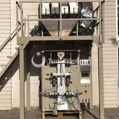 Satılık ikinci el 1999 model Mikron Dikey Paketleme Makinası fiyat sorunuz TürkPrinting'de! Dikey Paketleme Makinası kategorisinde.