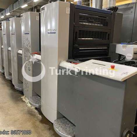 Satılık ikinci el 2008 model Heidelberg SM 52-4 + L Anicolor fiyat sorunuz TürkPrinting'de! Ofset Baskı Makinaları kategorisinde.