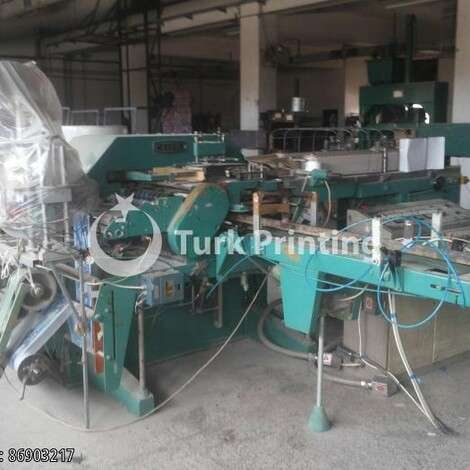 Used CPS-Cassoli Toilet Paper Packaging Machine year of 1987 for sale, price ask the owner, at TurkPrinting in Other Packaging and Converting Machines
