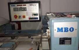 kırma (kağıt katlama) makinesi