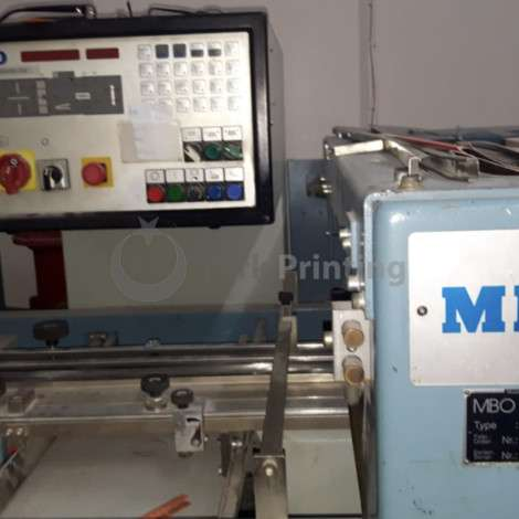 Used MBO Folder Full Automatic year of 1998 for sale, price 12000 EUR EXW (Ex-Works), at TurkPrinting in Folding Machines
