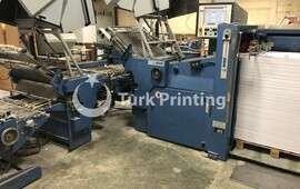 T800 1-1-78 Navigator Auto Kağıt Katlama Makinesi