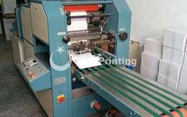 continuous form paper making machine
