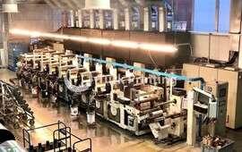 Varyflex VF670 FP Flexographic press