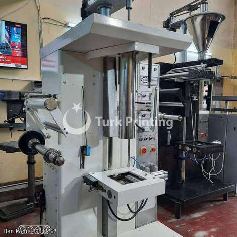 New Mert Makina VERTICAL PACKAGING MACHINE year of 2020 for sale, price 55000 TL FOT (Free On Truck), at TurkPrinting in Vffs - Bagging Machine