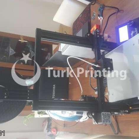 Satılık ikinci el 2020 model Creality Ender 3d yazici 1600 TL TürkPrinting'de! 3D Yazıcı kategorisinde.