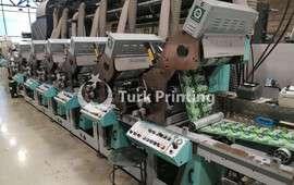 MultiFlex 420 LB, color 6 label printing machine