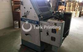 PRAKTIKA 00 OFFSET PRINTING PRESS