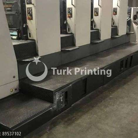 Used Komori L 440 Offset Printing Press, Year 2001 year of 2001 for sale, price 115000 EUR C&F (Cost & Freight), at TurkPrinting in Used Offset Printing Machines
