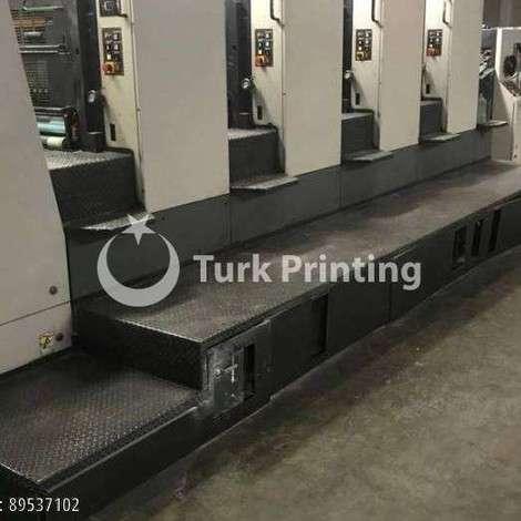 Satılık ikinci el 2001 model Komori L 440 Ofset Matbaa Makinesi 115000 EUR C&F (Cost & Freight) TürkPrinting'de! Ofset Baskı Makinaları kategorisinde.
