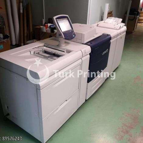 Satılık ikinci el 2015 model Xerox 770 Dijital baskı makinesi fiyat sorunuz TürkPrinting'de! Yüksek Hacimli Ticari Dijital Baskı Makinaları kategorisinde.