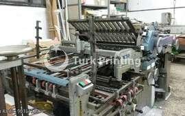 K65 4KTL Kağıt Katlama Makinası