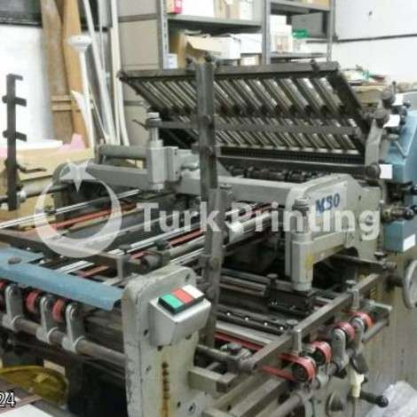 Used MBO K65 4KTL - Folding Machine year of 1969 for sale, price ask the owner, at TurkPrinting in Folding Machines