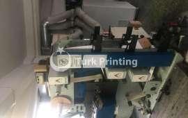 3 Renkli UV Kurutmalı Flekso Etiket Baskı Makinesi