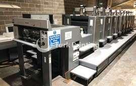 SM 74-10-P Offset Printing Press - 2000
