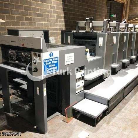 Satılık ikinci el 2000 model Heidelberg SM 74-10-P Ofset Matbaa Makinesi - 2000 fiyat sorunuz TürkPrinting'de! Ofset Baskı Makinaları kategorisinde.