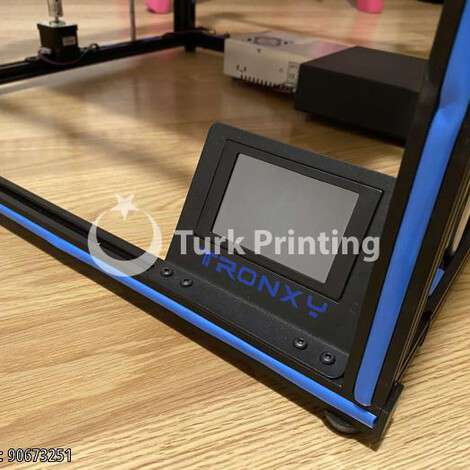 Used Tronxy X5SA-400 3D Printer 330*330*400mm year of 2020 for sale, price 5500 TL EXW (Ex-Works), at TurkPrinting in 3D Printer