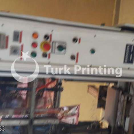 Used Meksan Vertical garanul powder filling Machine year of 2010 for sale, price 110000 TL EXW (Ex-Works), at TurkPrinting in Vffs - Bagging Machine