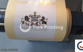 5000 MKII Hot Foil Label Printing