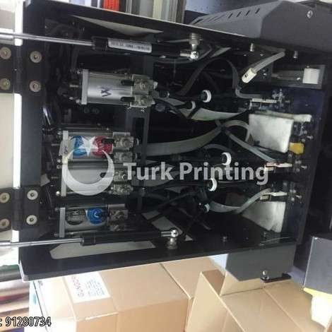 Used Sunjet 70x100 cm UV Digital Printing Machine year of 2018 for sale, price 115000 TL EXW (Ex-Works), at TurkPrinting in Flatbed Printing Machines