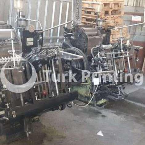 Used Heidelberg 115 LABEL TIEGEL DIE CUTTING MACHINE year of 1965 for sale, price 1000 EUR EXW (Ex-Works), at TurkPrinting in Die Cutters