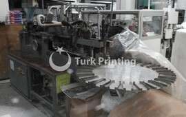 Cotton Buds (cotton swabs) Machine