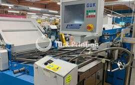 K74-6 KTL – P4 Kağıt Katlama Makinası