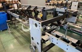 Media 45 Folding-Gluing machine
