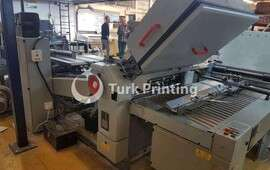 TD 66 4/4 Paper Folding Machine