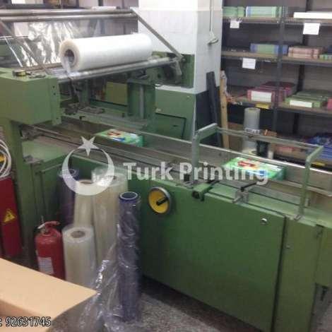 Satılık sıfır 1989 model B&B - MAF Rotamatik RCII Shrink Wrap Machine (High Speed) 5000 EUR EXW (Ex-Works) TürkPrinting'de! Shrink Makinası kategorisinde.