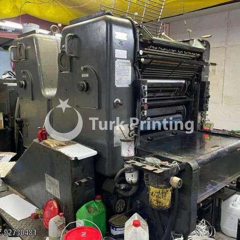 Satılık ikinci el 1974 model Heidelberg SORMZ fiyat sorunuz TürkPrinting'de! Ofset Baskı Makinaları kategorisinde.