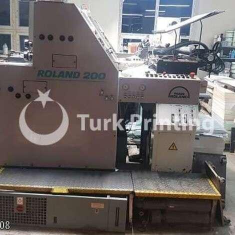 Satılık ikinci el 2002 model Man-Roland 202 TOB Ofset Baskı Makinası 13500 EUR FCA (Free Carrier) TürkPrinting'de! Ofset Baskı Makinaları kategorisinde.