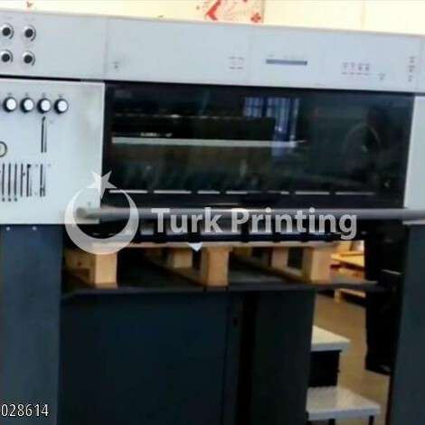 Used Heidelberg SM 102-2P year of 2000 for sale, price 115000 EUR C&F (Cost & Freight), at TurkPrinting in Used Offset Printing Machines