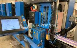 TCS 250 V1 Etiket ofset + serigrafi baskı makinesi
