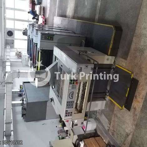 Used Man-Roland 300 4 Color Offset Printing Press year of 1999 for sale, price 55000 EUR, at TurkPrinting in Used Offset Printing Machines