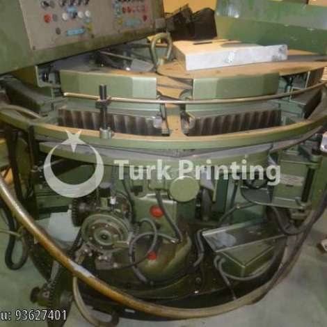 Used Muller Martini Rotobinder RB5 year 1988 year of 1988 for sale, price ask the owner, at TurkPrinting