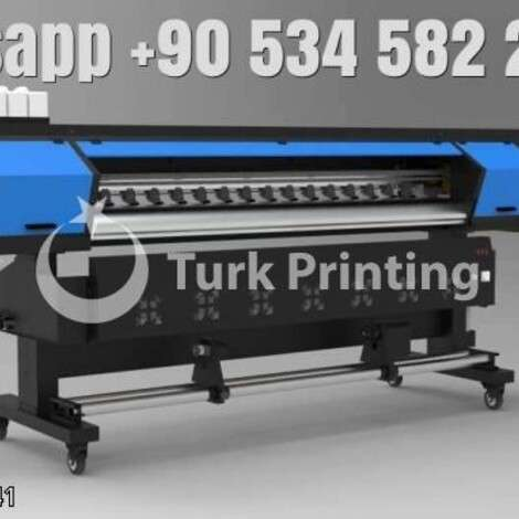 New Olympos Digital Printing Machine year of 2020 for sale, price 8500 USD FOB (Free On Board), at TurkPrinting in Large Format Digital Printers and Cutters (Plotter)