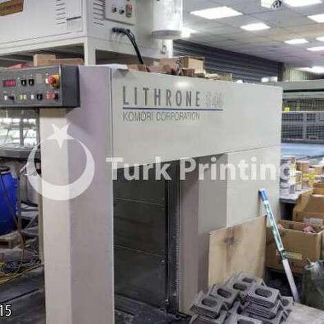 Satılık ikinci el 2010 model Komori LS540+LX fiyat sorunuz TürkPrinting'de! Ofset Baskı Makinaları kategorisinde.