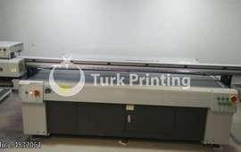 Gen4 Flatbed UV Baskı Makinesi 2513 Cmyk+W