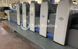 525 GX 35x50 OFSET BASKI MAKİNASI