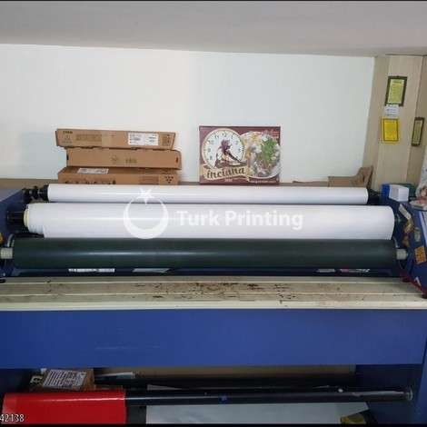 Used Akpar laminating machine year of 2006 for sale, price ask the owner, at TurkPrinting in laminating
