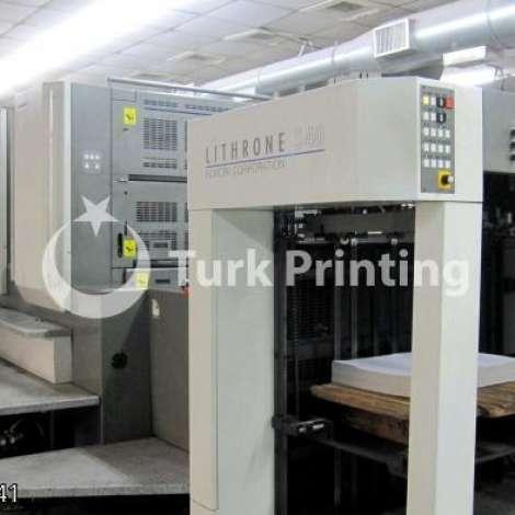 Satılık ikinci el 2006 model Komori LS440 Ofset Matbaa Makinesi fiyat sorunuz TürkPrinting'de! Ofset Baskı Makinaları kategorisinde.