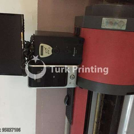 Used Maxima 3.20 mt Digital Printing Machine year of 2010 for sale, price 26500 TL, at TurkPrinting in Large Format Digital Printers and Cutters (Plotter)