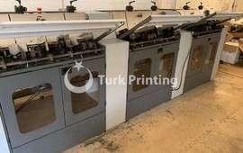 ST 100 1 Stitchmaster Saddle Stitching Line