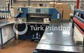 115 S line kağıt kesme makinası