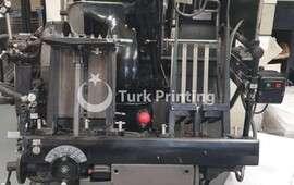 Platen Roller Lock Model