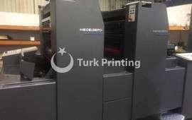 SM 52-2 P 1997 Offset Printing Press