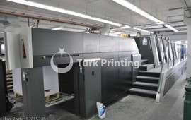 XL 106-5 LX InPress Offset Printing Machine